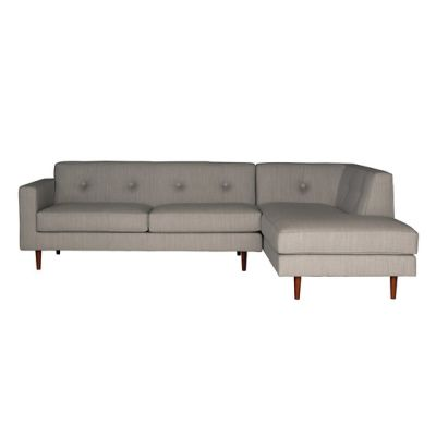 Moulton 2 seat sofa + corner unit by Case Furniture