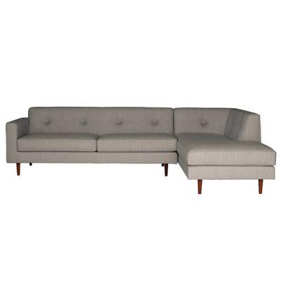 Moulton 3 seat sofa + corner unit by Case Furniture