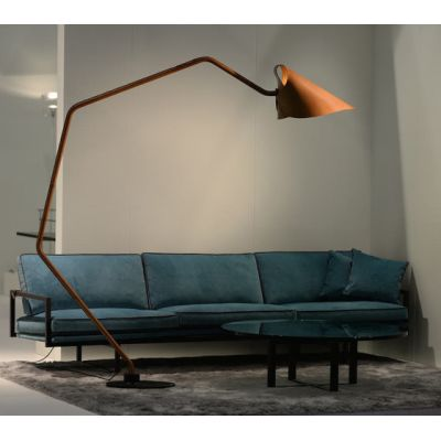 Mrs. Q lamp by Jacco Maris