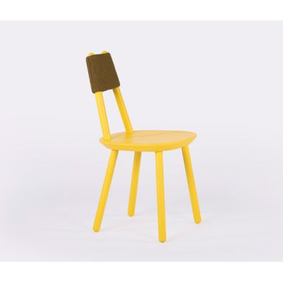 Naive chair yellow by EMKO