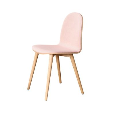 Nam Nam Wood Chair upholstered by 8000C