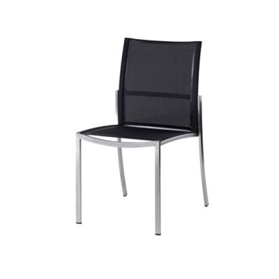 Nero Stacking Chair by Akula Living