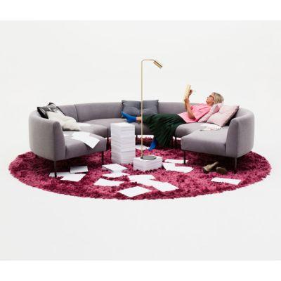Nooa sofa round by Martela Oyj