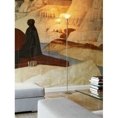 Nuova Segno Tre Floor lamp by FontanaArte