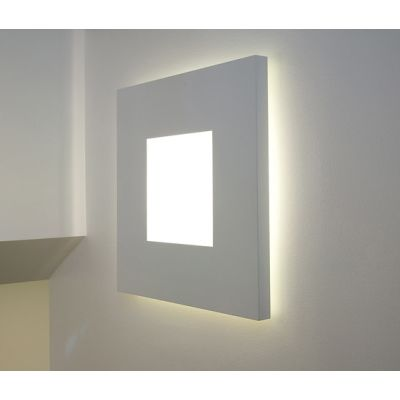 O Size White by Embacco Lighting