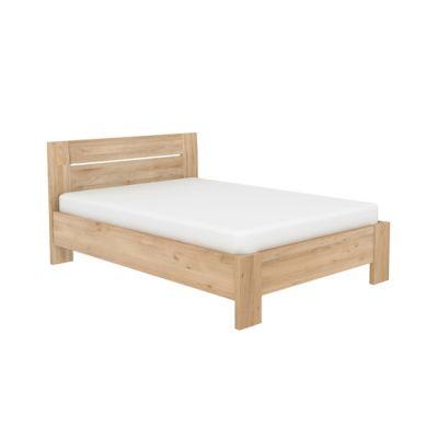 Azur Bed Teak, Mattress size 180-200