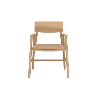 Bjorsing Chair Oak