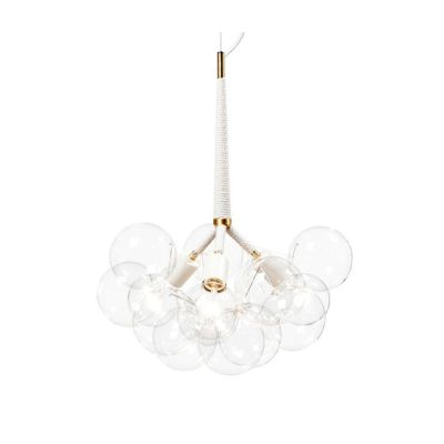 Original Bubble Chandelier by PELLE