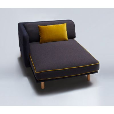 Palafitte Chaise Longue by Comforty