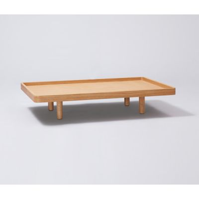 Palafitte Coffee Table by Comforty