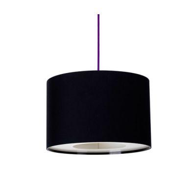 Paso 35 P1 Uni Pendant black-purple by Darø