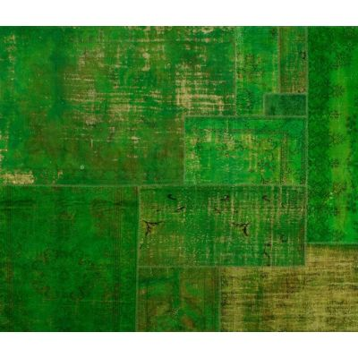 Patchwork Decolorized green by GOLRAN 1898