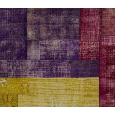 Patchwork Decolorized multicolor by GOLRAN 1898