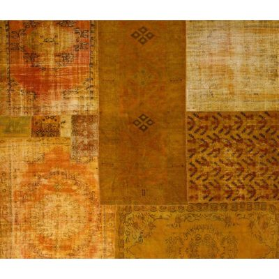 Patchwork Decolorized yellow by GOLRAN 1898