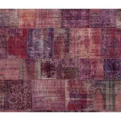 Patchwork lilla by GOLRAN 1898