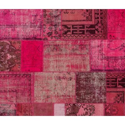 Patchwork pink by GOLRAN 1898