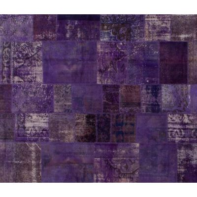 Patchwork purple by GOLRAN 1898