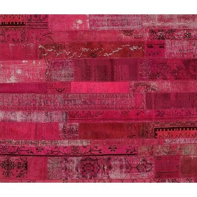 Patchwork Restyled pink by GOLRAN 1898