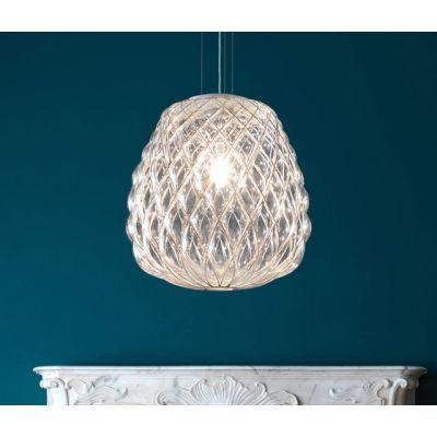 Pinecone Suspension lamp by FontanaArte