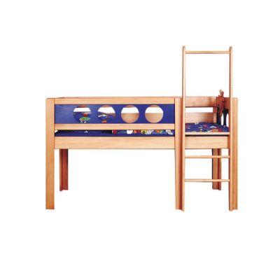 Pirate Semi-High Game Bed DBA-202.1 by De Breuyn