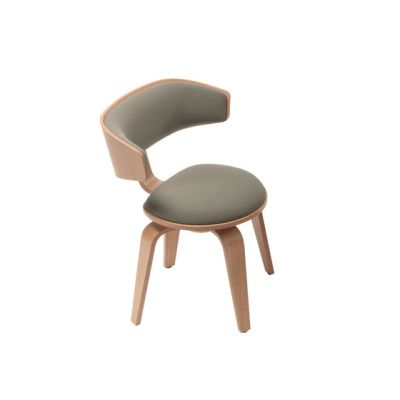 Pivot Armchair with fixed base by Giulio Marelli