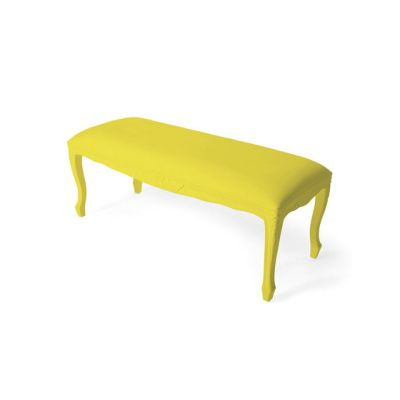 Plastic Fantastic large bench banana by JSPR