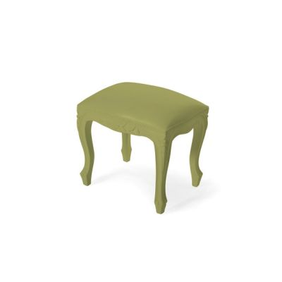 Plastic Fantastic small bench lime by JSPR