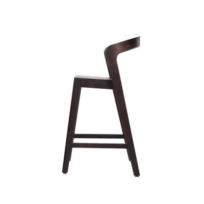 Play Barstool Low – Oak Stained by Wildspirit