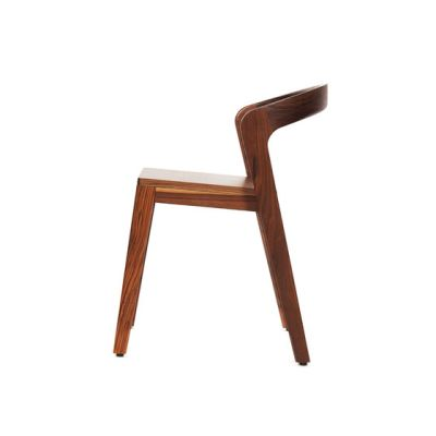 Play Chair – Solid American Walnut by Wildspirit