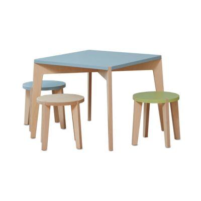 Playtable square by Blueroom