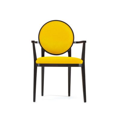 Plaza Armchair by Bross
