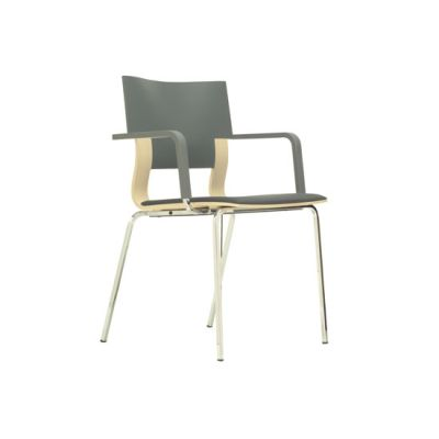 Puro | 4-legged general purpose chair by Züco