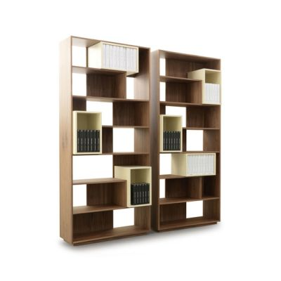Puzzle 9700 Bookcase by Vibieffe
