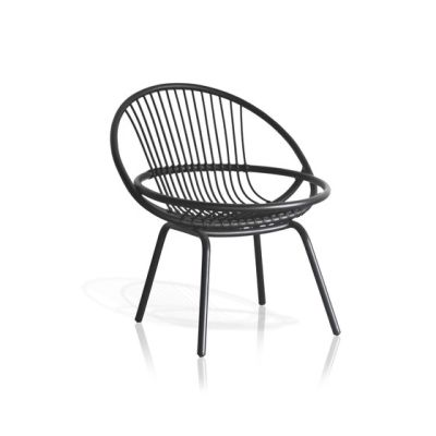 Radial outdoor Armchair by Expormim