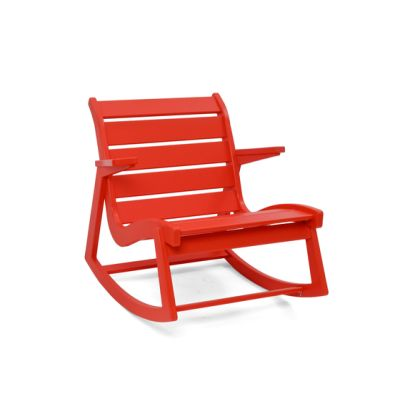 Rapson Rocker Low Back by Loll Designs