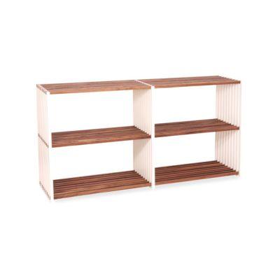 Rebar Foldable Shelving System Sideboard 2.2 by Joval