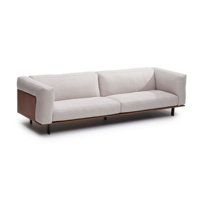 Recess sofa by Linteloo