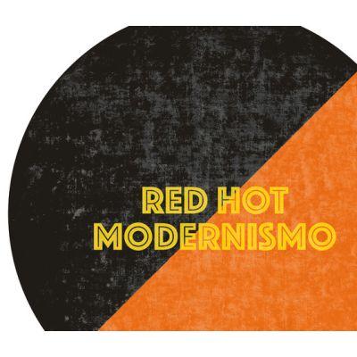Red Hot Modernismo by Henzel Studio