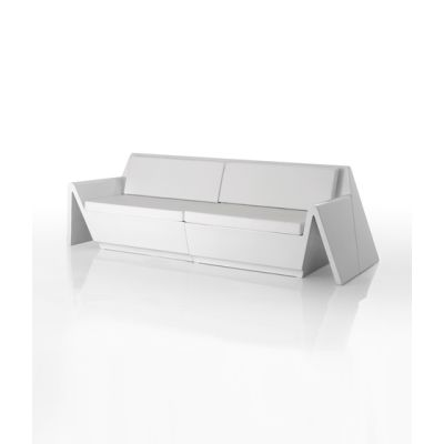 Rest Sofa - Modular, Corner White