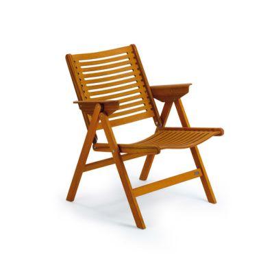 Rex Lounge Chair teak by Rex Kralj