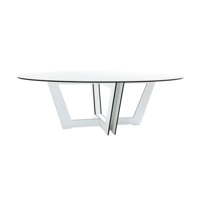 Riva Ovaltable by Conmoto