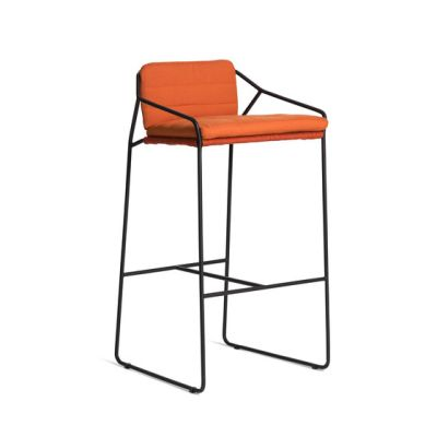 Sandur Bar Stool With Arm by Oasiq