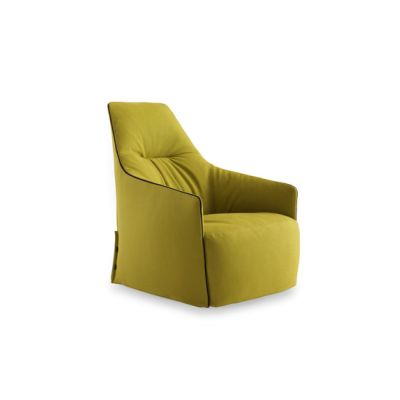 Santa Monica Lounge armchair by Poliform