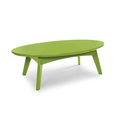 Satellite Cocktail Tables oval by Loll Designs