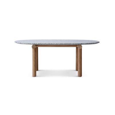 Savannah Table EJ 880-T by Erik Jørgensen