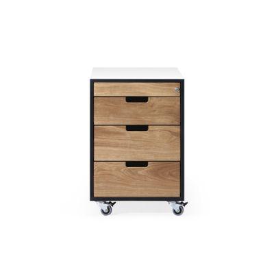 SC 30 Wheeled drawer | HPL | HPL-Wood by Janua / Christian Seisenberger