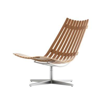 Scandia | Nett Swivel by fjordfiesta.furniture