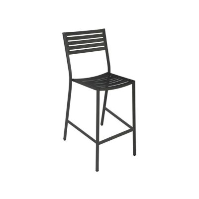 Segno Barstool - Set of 4 Indian Brown
