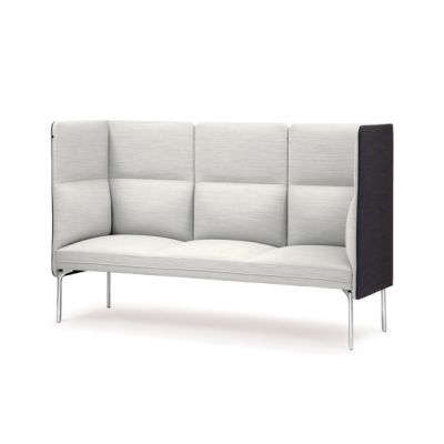 Senso 3-Seater by Fora Form