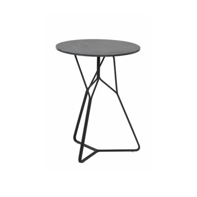 Serac Side Table Ceramic by Oasiq